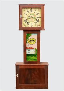 Terry Type Banjo Clock