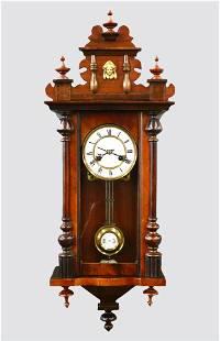F. Mauthe Wall Clock
