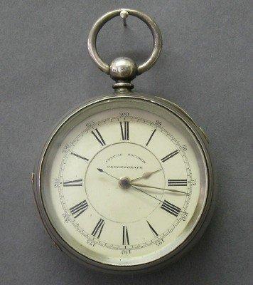 3: English Chronograph