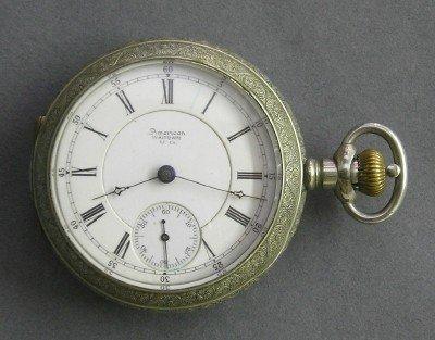 5: AWW Co Appleton Tracey pocket watch