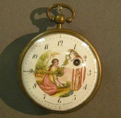 9: Merillion, Swiss pocket watch