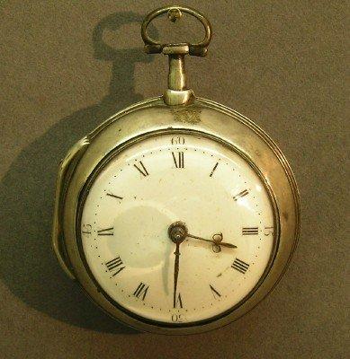 16: D. Edmund Pair case pocket watch