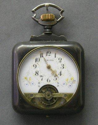 19: Hebdomas 8-day pocket watch