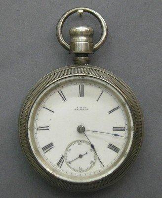 24: AWW Co P S Bartlett pocket watch