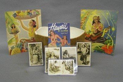 2: 5 pc  Hawaiian Collector's Lot