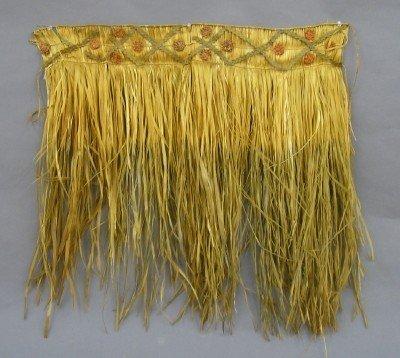 4: Hawaiian Grass Skirt