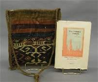 61: Bedouin Camel Saddle Bag