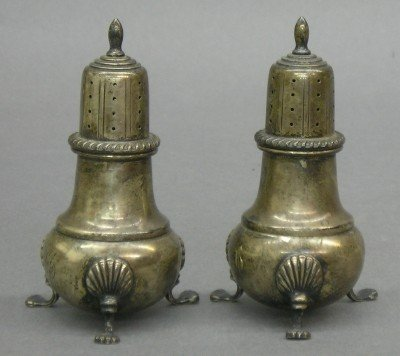 1: Sterling shakers