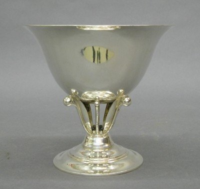 14: Georg Jensen footed bowl