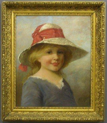 23: H. P. Giles portrait