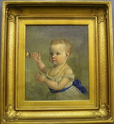 66: J. H. Beard portrait