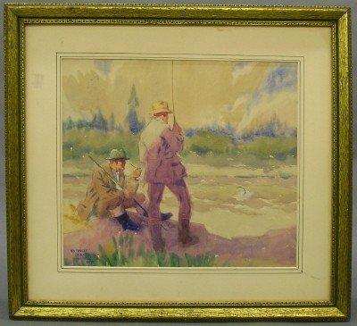 18: D Gardner watercolor