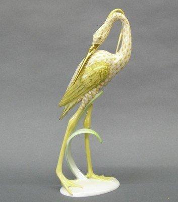 20: Herend porcelain figure