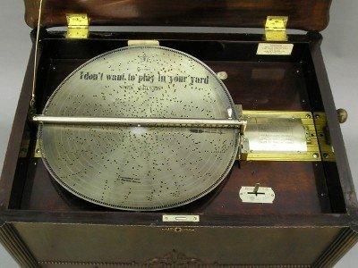 81: Stella Music box
