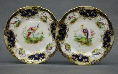 9: Royal Doulton cabinet plates