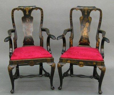 20: Pr QA style armchairs