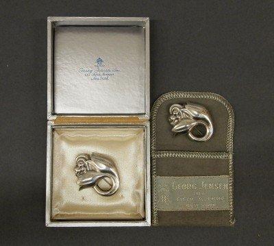3: Jensen Sterling pins