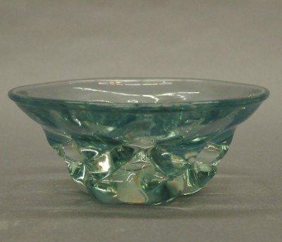 19: Labino Art Glass bowl