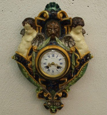 8: French Cartel clock