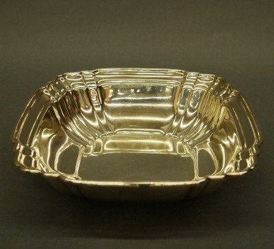 22: Sterling Silver bowl