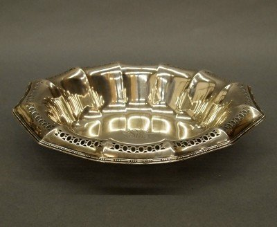 23: Sterling Silver bowl