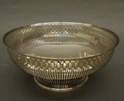 24: Sterling Silver bowl
