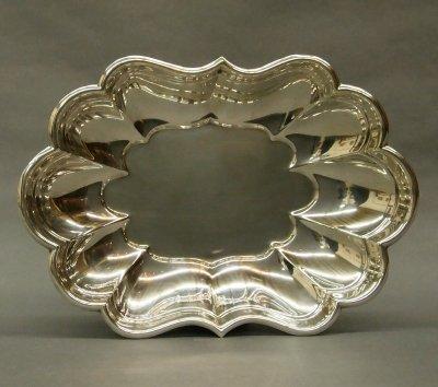 25: Reed & Barton Silver bowl