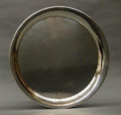 26: Randahl Shop Silver tray