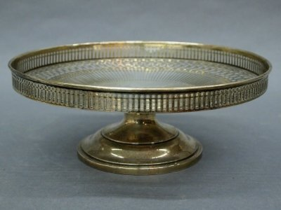 27: Sterling compote