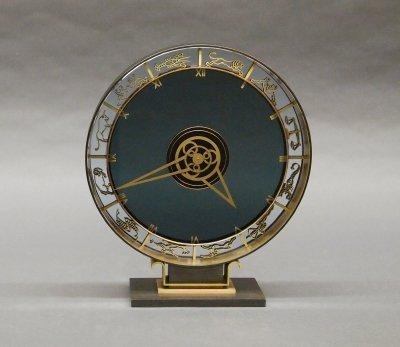 33: Art Deco Zodiac clock