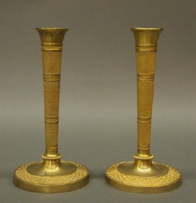 59: French candlesticks