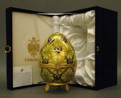 18: Limoges Faberge Egg