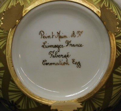 18: Limoges Faberge Egg - 3