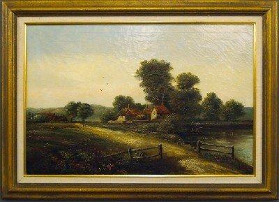 9: H Church landscape