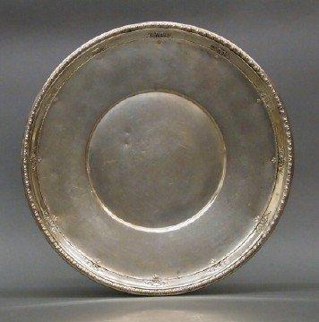 10: Sterling tray