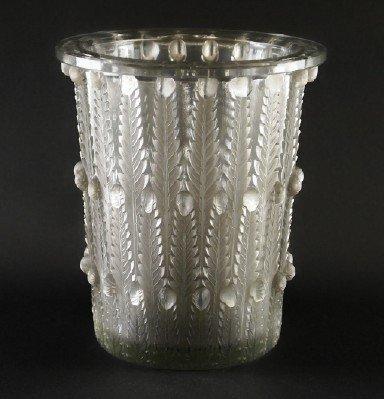 Lalique Ice pail