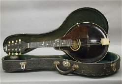 Gibson A model Mandolin