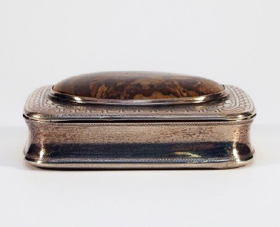 Georgian Silver box
