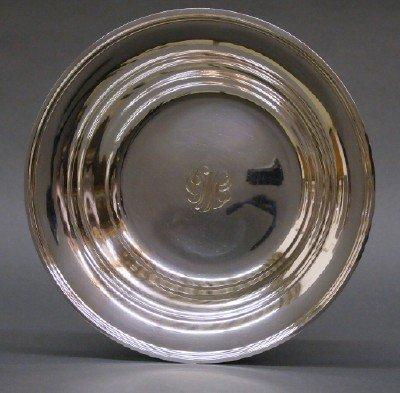 Sterling bowl