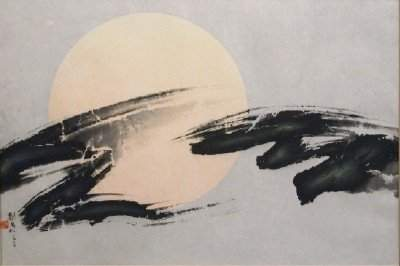 Liu Kuo-Sung painting