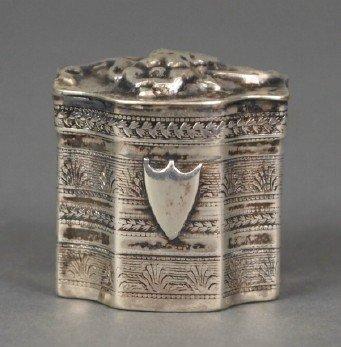 Dutch Silver box