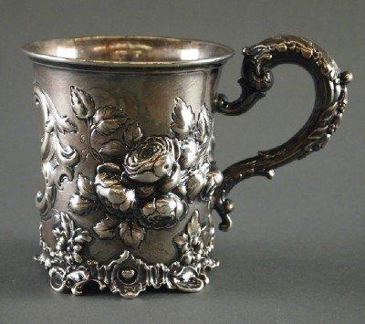Sterling Silver mug