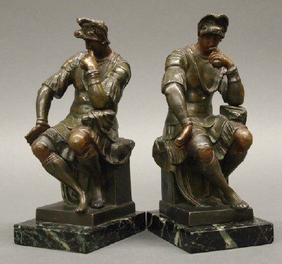 French bookends