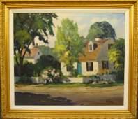 Otis P. Cook Landscape