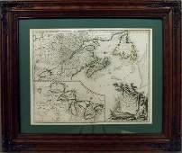 R De Vaugondy Map