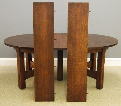 Gustav Stickley #634 dining table - 2