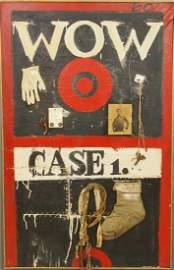 James C. Harrison, WOW/Case I