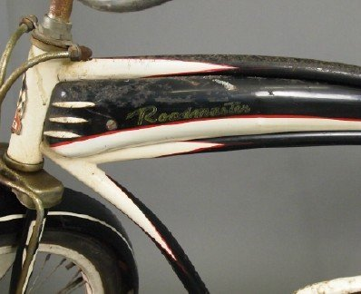 Cleveland Welding Co. Roadmaster Bicycle - 4