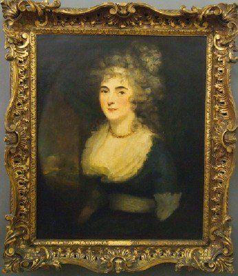 Early 19th c British portrait