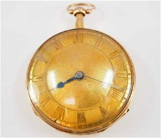 French 18k Repeater